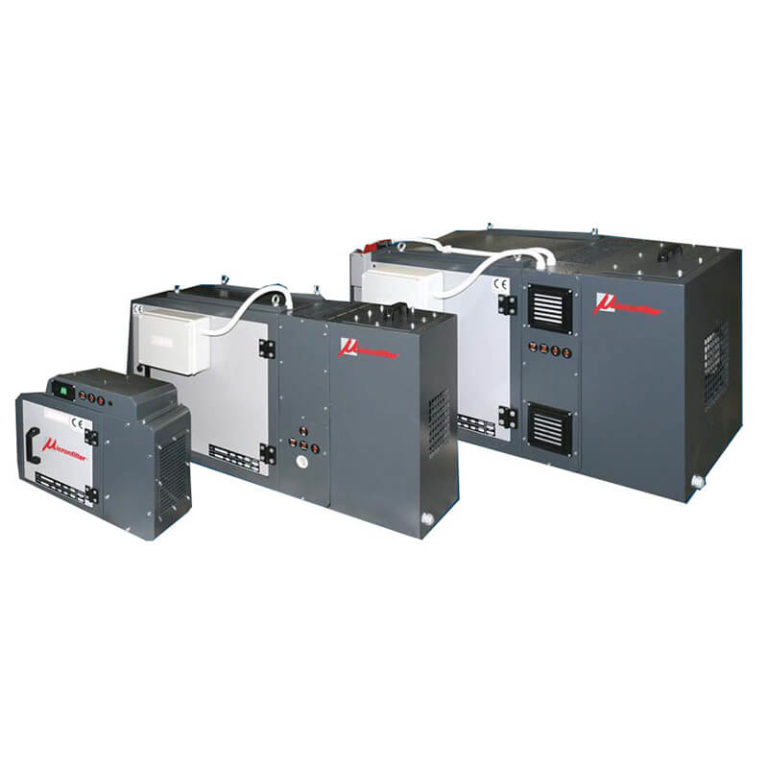 Micronfilter Filtration air filter ELEKTRA