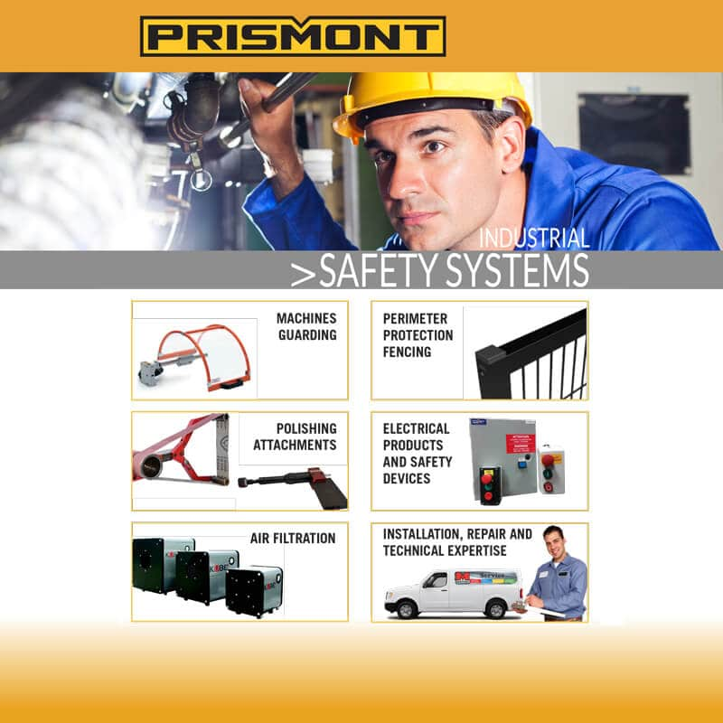 Prismont brochure in English