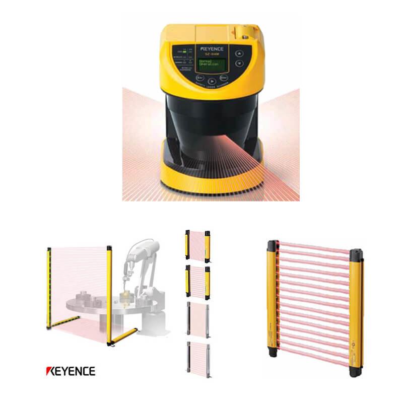 rideaux laser 9