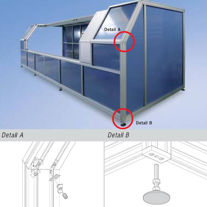 systemes protection sur mesure